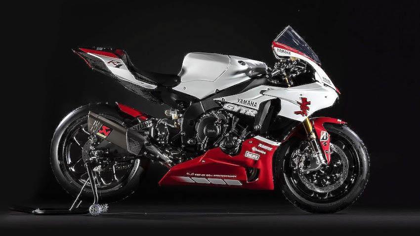 Siêu mô tô tiền tỷ Yamaha R1 GYTR 3