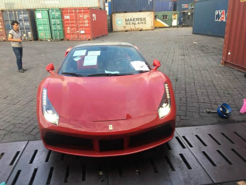 Ferrari 488 GTB 3