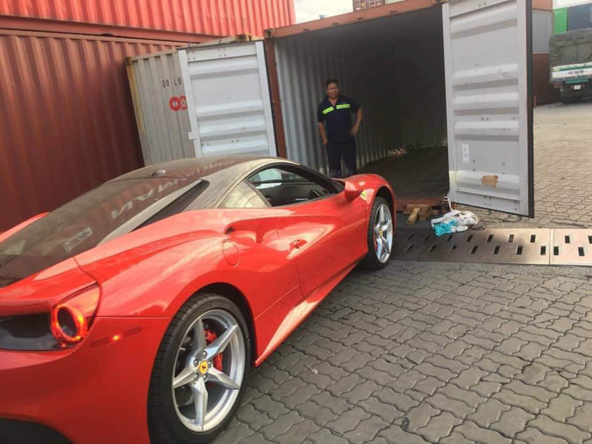 Ferrari 488 GTB 5