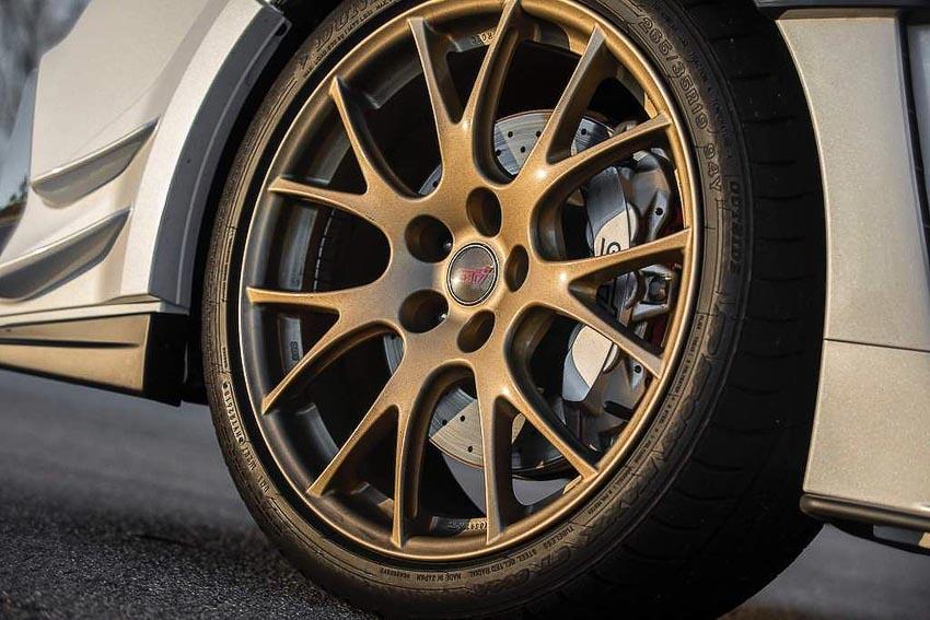 Subaru WRX STI S209 11