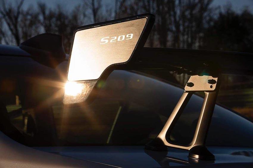Subaru WRX STI S209 13