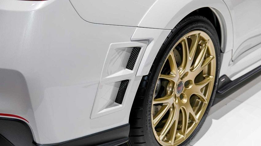 Subaru WRX STI S209 4