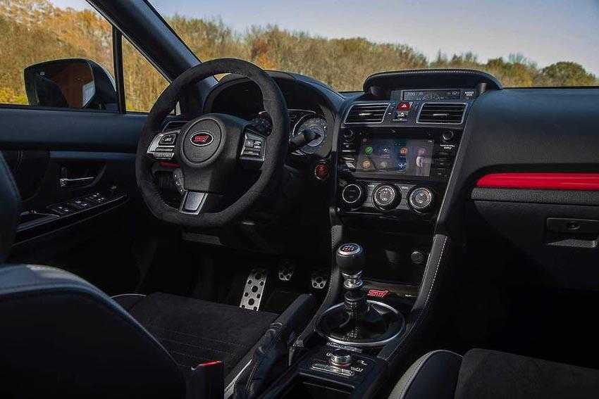 Subaru WRX STI S209 8