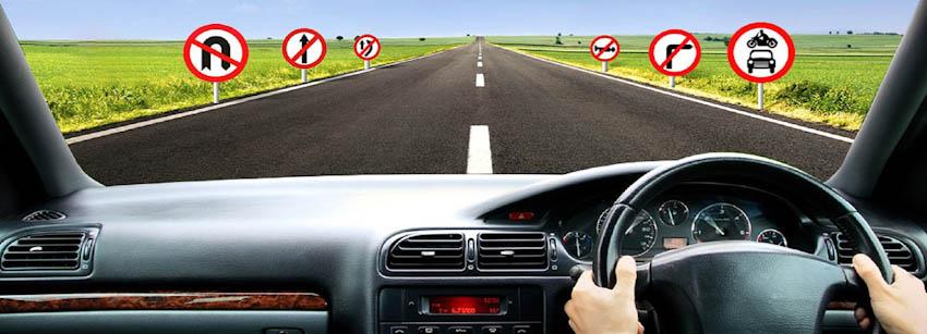 Thi bằng lái xe ôtô 3