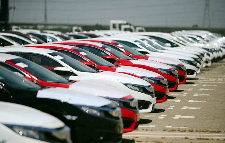 thị trường ôtô dịp trước Tết Nguyên đán 3