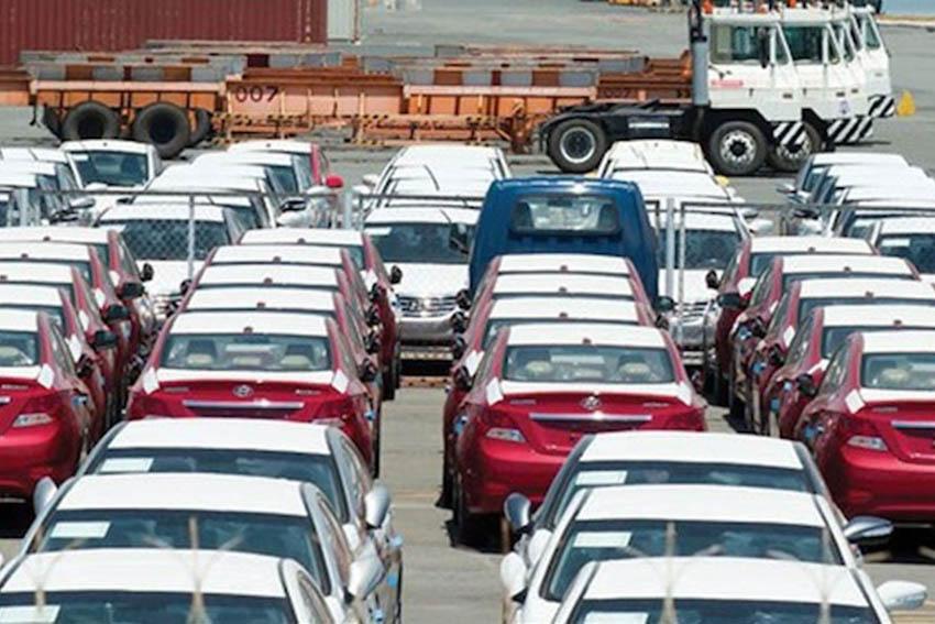 thị trường ôtô dịp trước Tết Nguyên đán 5