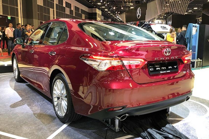 Toyota Camry 2019 2