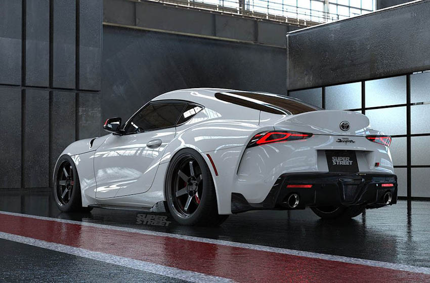 Toyota GR Supra 2020 12