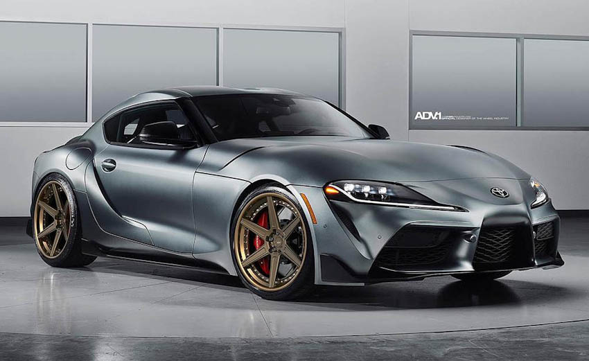 Toyota GR Supra 2020 4