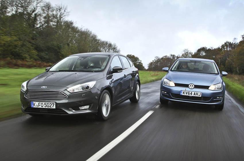 Volkswagen bắt tay Ford 1