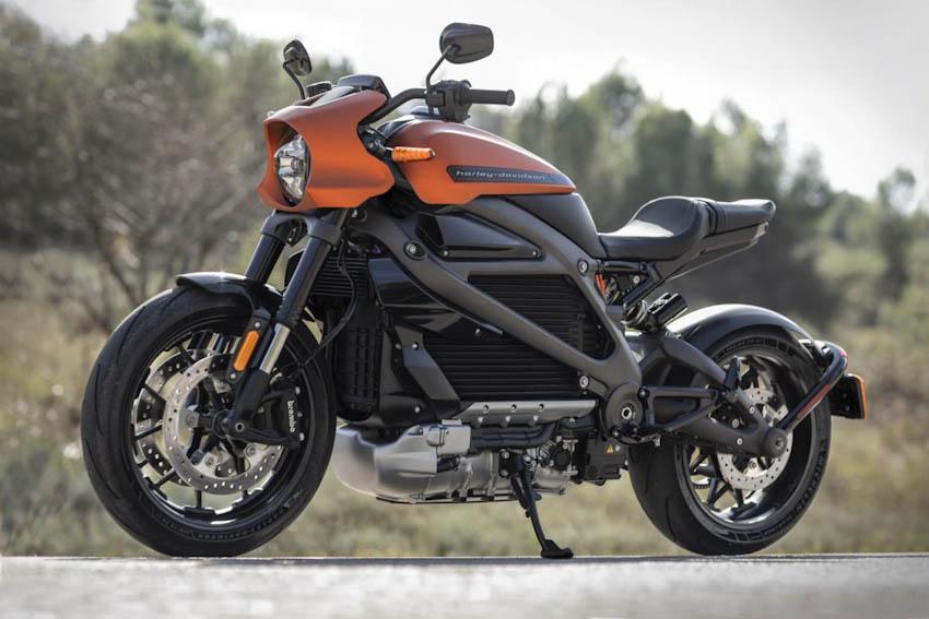 Xe điện Harley-Davidson LiveWire 1