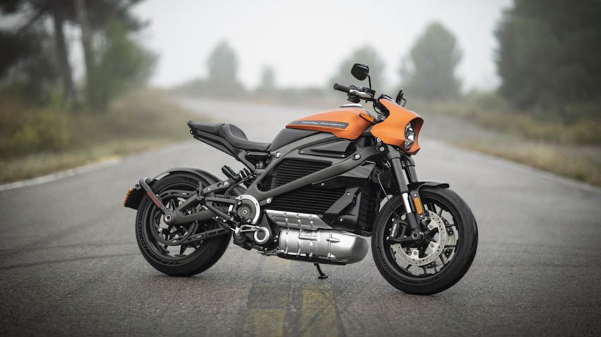 Xe điện Harley-Davidson LiveWire 2