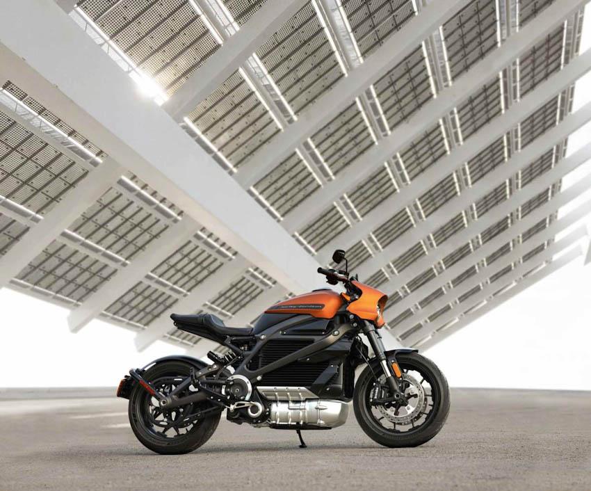 Xe điện Harley-Davidson LiveWire 3