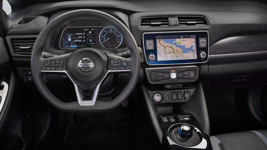 Xe điện Nissan Leaf E+ 1
