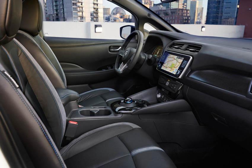 Xe điện Nissan Leaf E+ 2