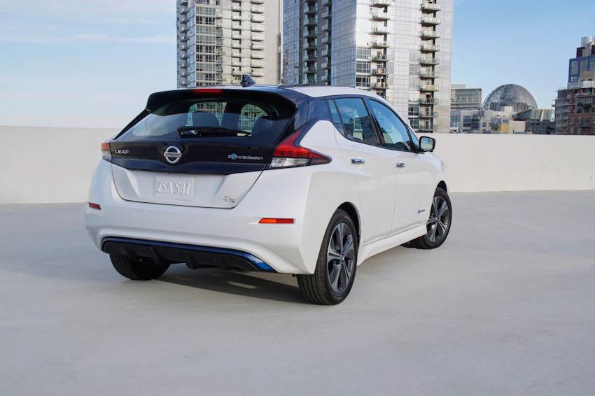 Xe điện Nissan Leaf E+ 3