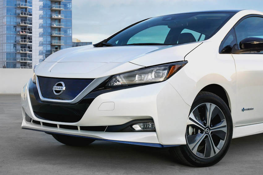 Xe điện Nissan Leaf E+ 4