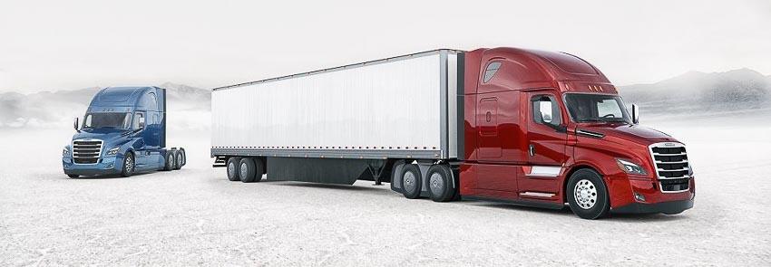 Xe tải đầu kéo Freightliner Cascadia 6