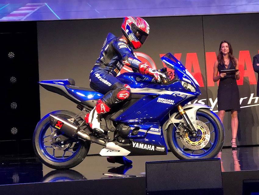 Yamaha R3 2019 1
