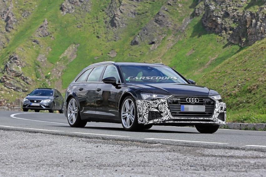 Audi hé mở kế hoạch tung loạt xe mới năm 2019