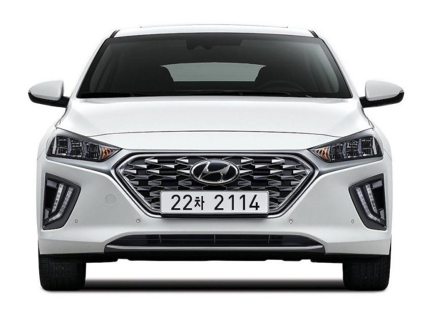 Hyundai Ioniq 2020 1