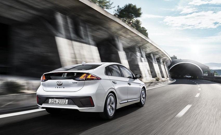 Hyundai Ioniq 2020 5