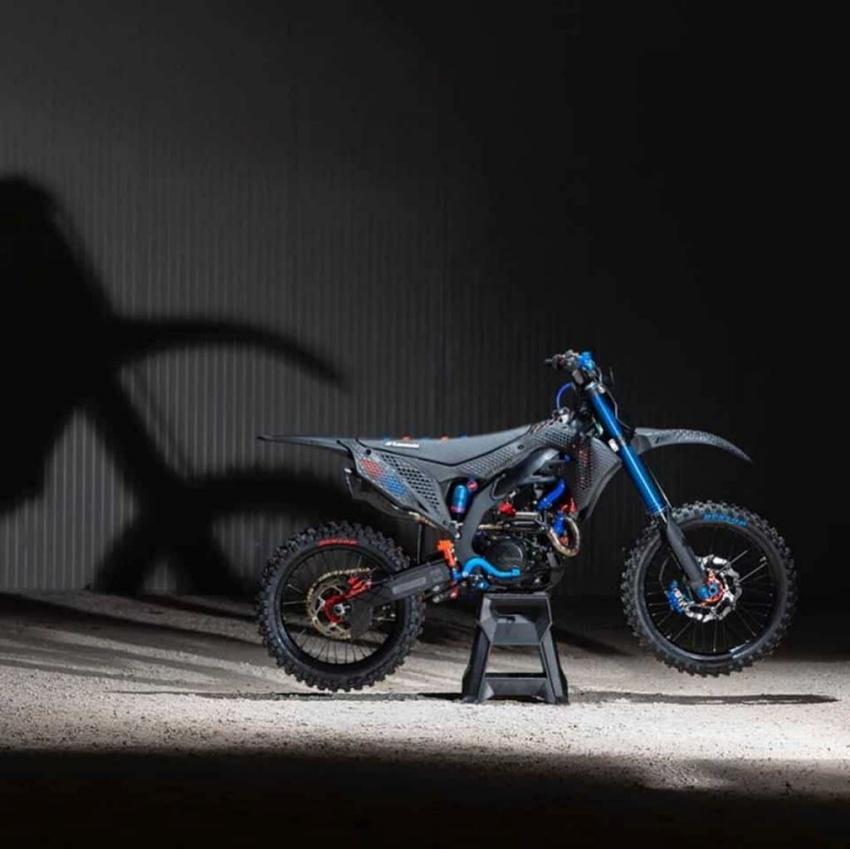 Kawasaki KX 450 2019 làm bằng công nghệ in 3D