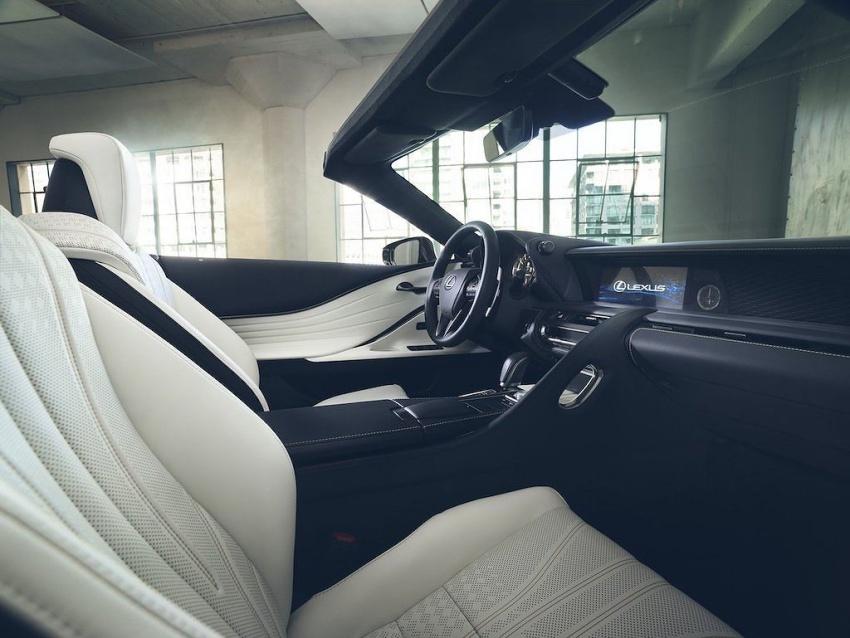 Lexus LC Convertible 10
