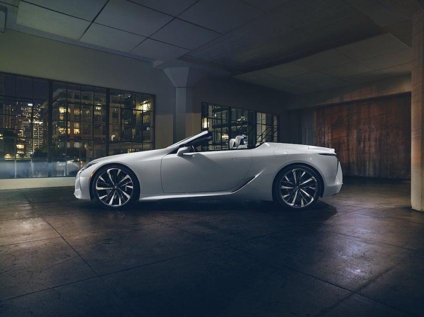 Lexus LC Convertible 2