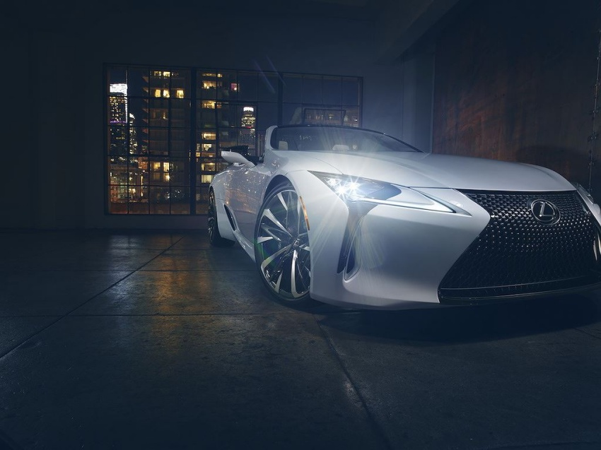 Lexus LC Convertible 5