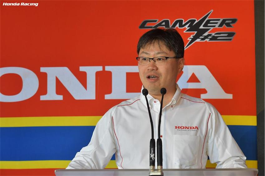 Đội đua Moriwaki Althea Honda công bố đội thi đấu - Anh 9