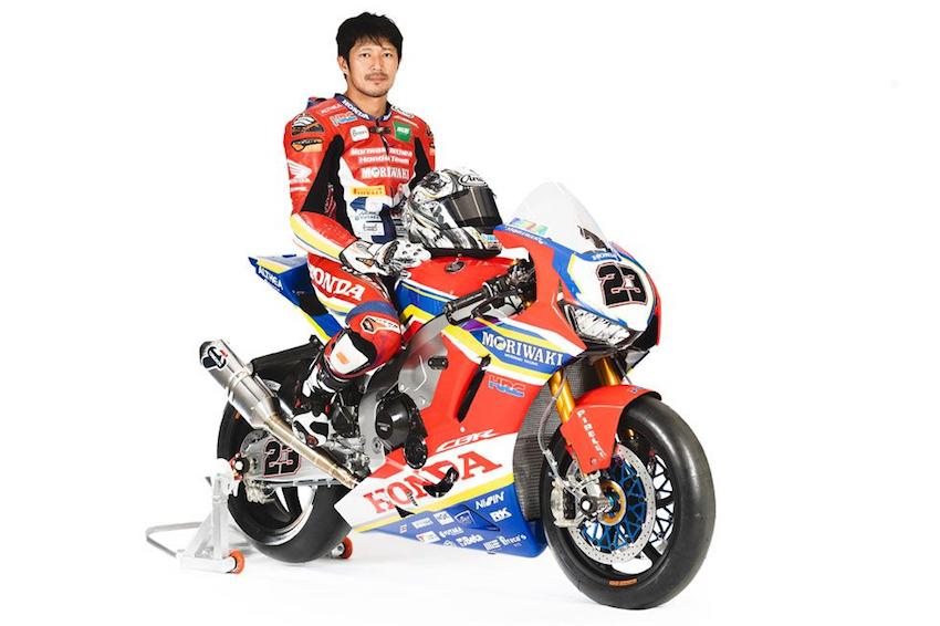 Đội đua Moriwaki Althea Honda công bố đội thi đấu - Anh 4