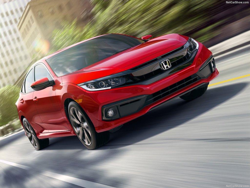 Honda Civic 2019 đã có mặt tại Indonesia - Anh 1