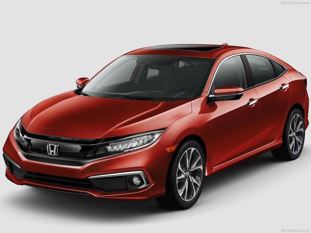Honda Civic 2019 đã có mặt tại Indonesia - Anh 3