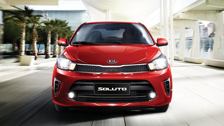 KIA Soluto ra mắt, cạnh tranh Toyota Vios - 2