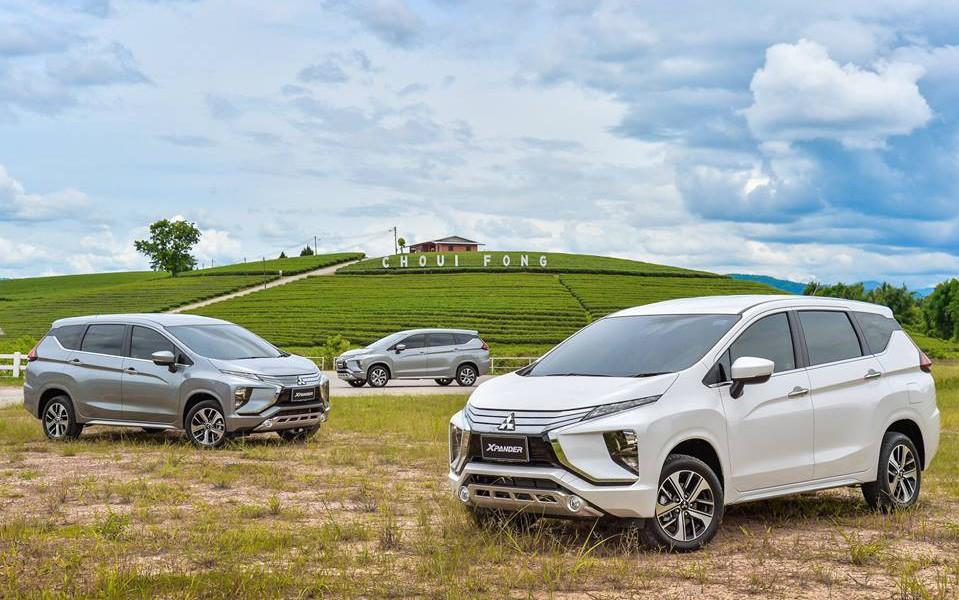 Xpander của Mitsubishi trở lại trong Top 10 ở vị trí thứ 2.