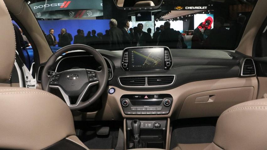 """Hyundai Tucson phiên bản hiệu cao """"N"""""""