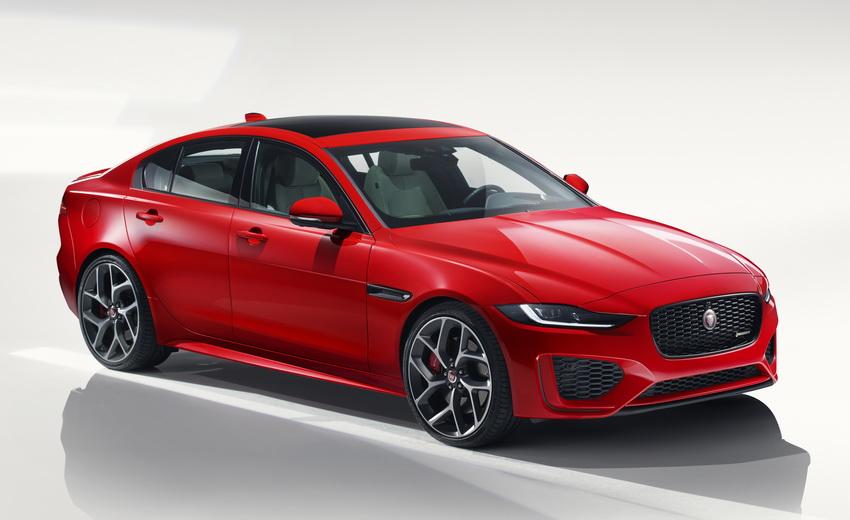 Mẫu xe Jaguar XE mới nhất