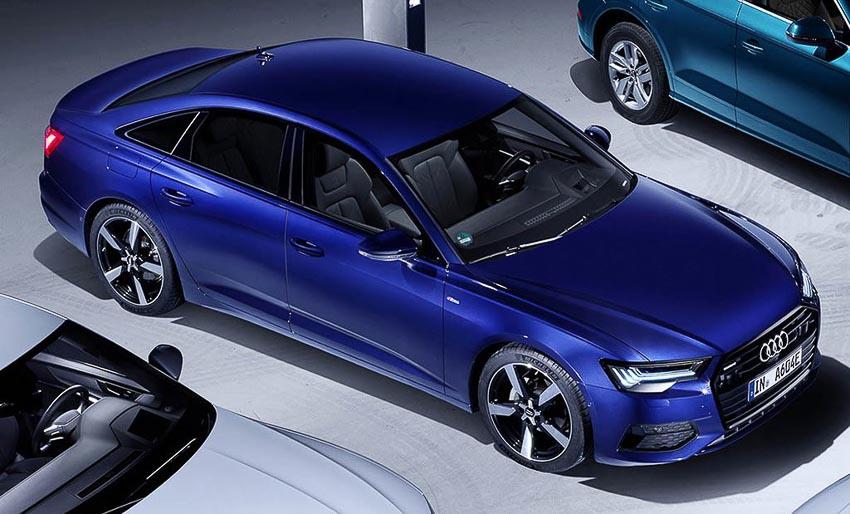 [GMS 2019] Audi hé lộ bộ tứ xe Plug-in Hybrid mới Audi A8, A7, A6, và Q5