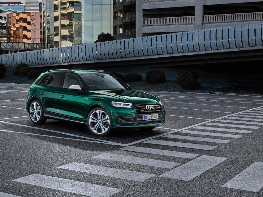 Audi SQ5 TDI 10