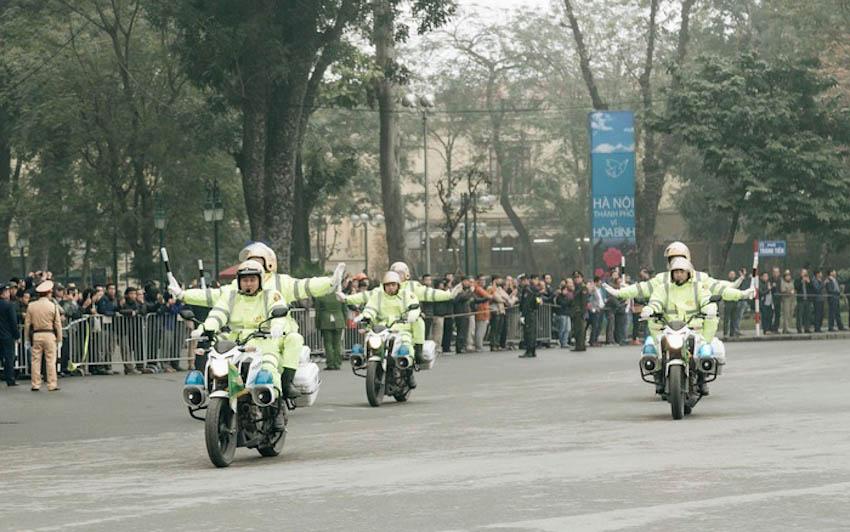Chi tiết thời gian, các tuyến đường Hà Nội sẽ bị cấm và hạn chế