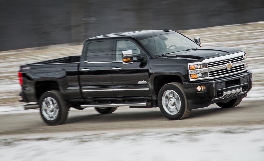 Chevrolet Silverado HD 2016