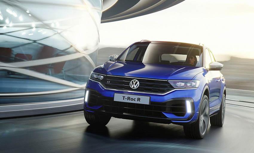 Volkswagen T-Roc R 1