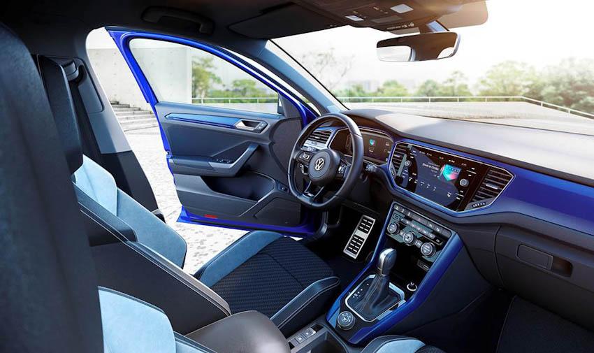 Volkswagen T-Roc R 13