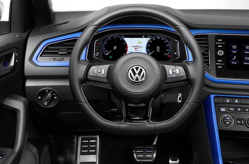 Volkswagen T-Roc R 15