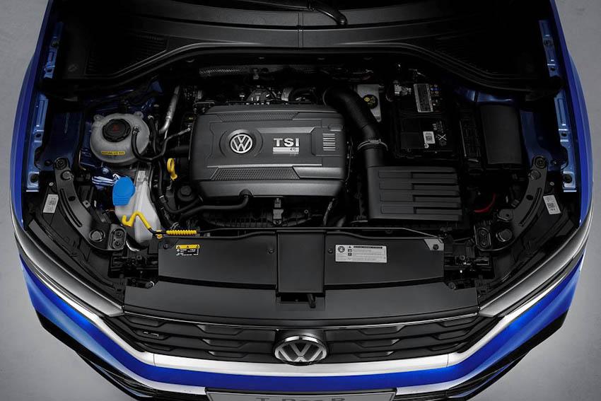 Volkswagen T-Roc R 17