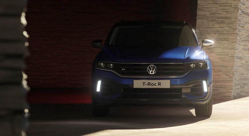 Volkswagen T-Roc R 2