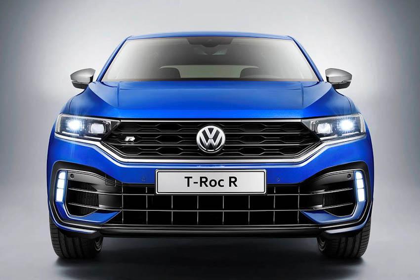 Volkswagen T-Roc R 6