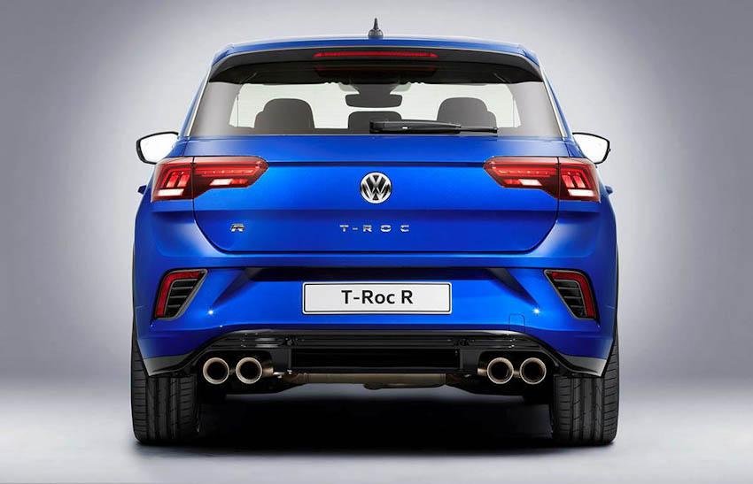 Volkswagen T-Roc R 7