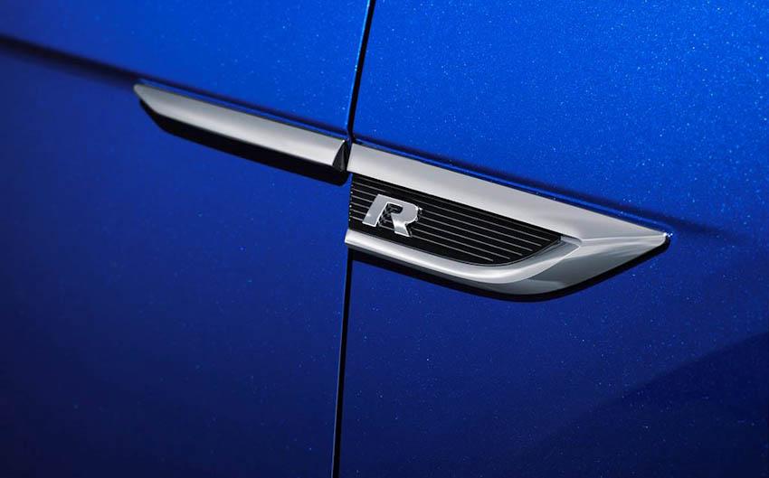 Volkswagen T-Roc R 8